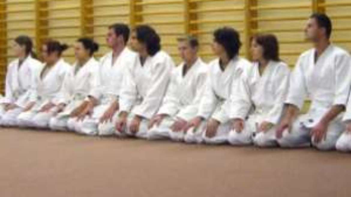 November exams in our dojo