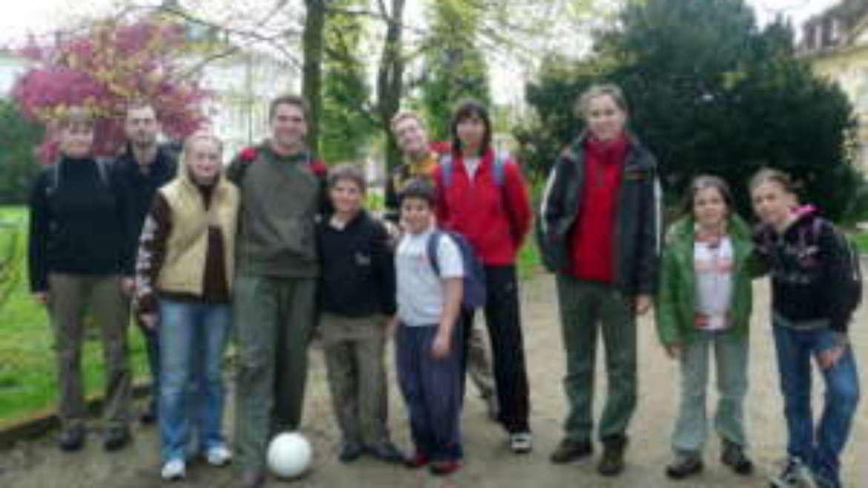 Výlet s dětmi do Třebušína