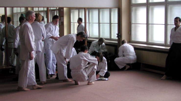 Tři semináře koncem roku 2010