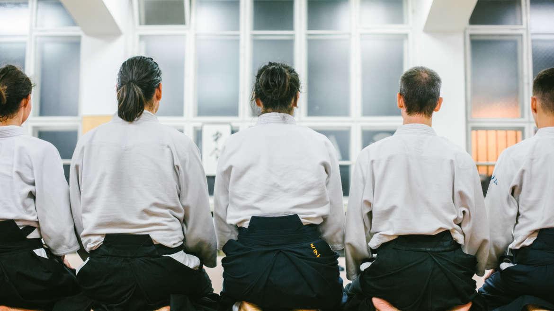 Aikido: naše první klubové video (2012)