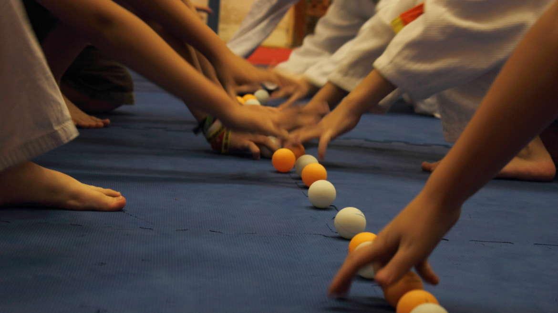 Mikulášský trénink pro děti,2013