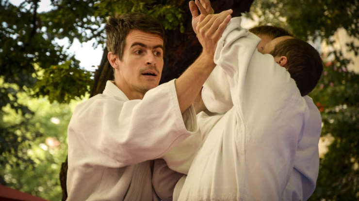 Aikido in Different City Experience 2014
