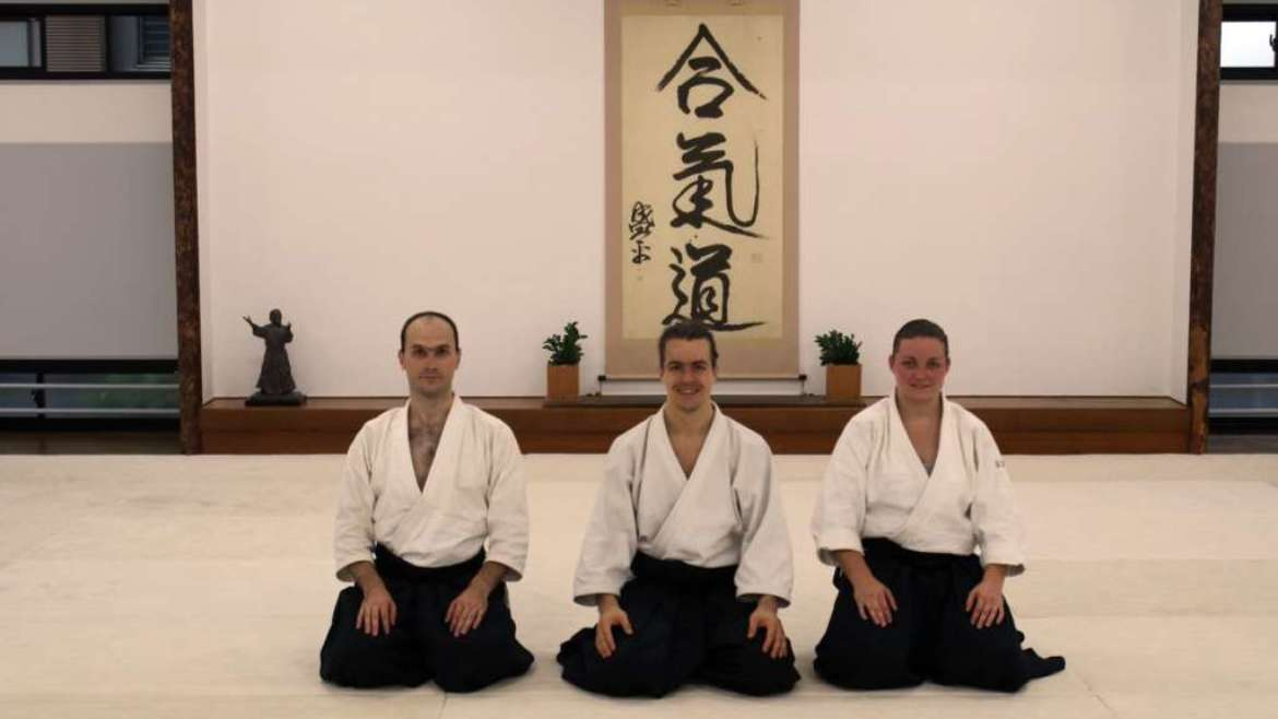 12th congress of International Aikido Federation (IAF) in Japan