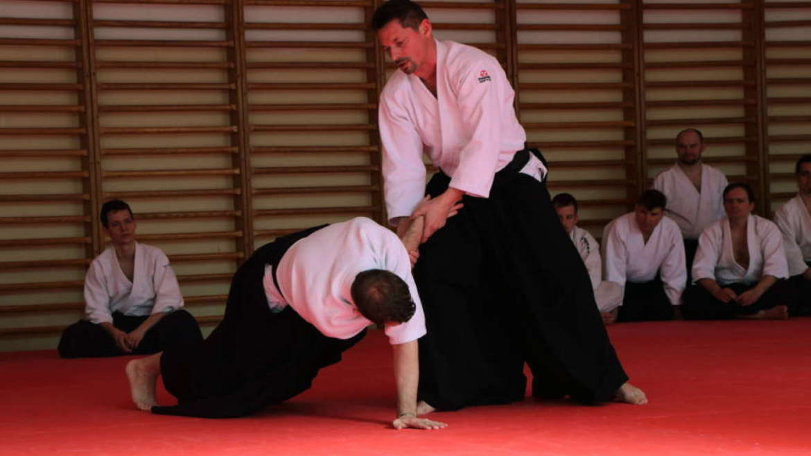 Seminar for teachers of Czech Federation of Aikido