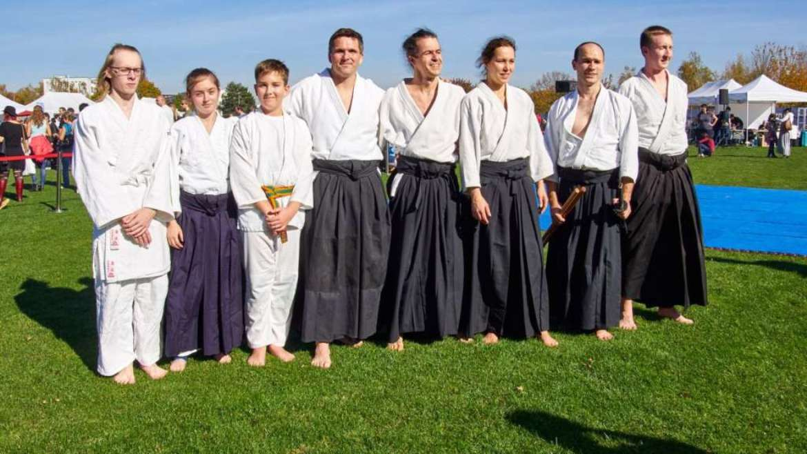 Aikido on Akimatsuri 2017