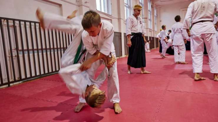 International aikido marathon 2018