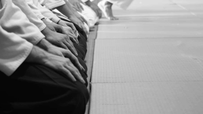 Martin Švihla: Aikido jako prvníkrok