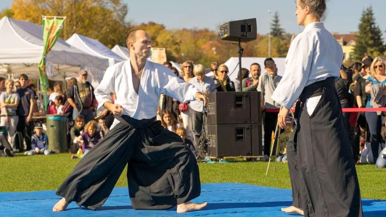 Aikido: krátké představení