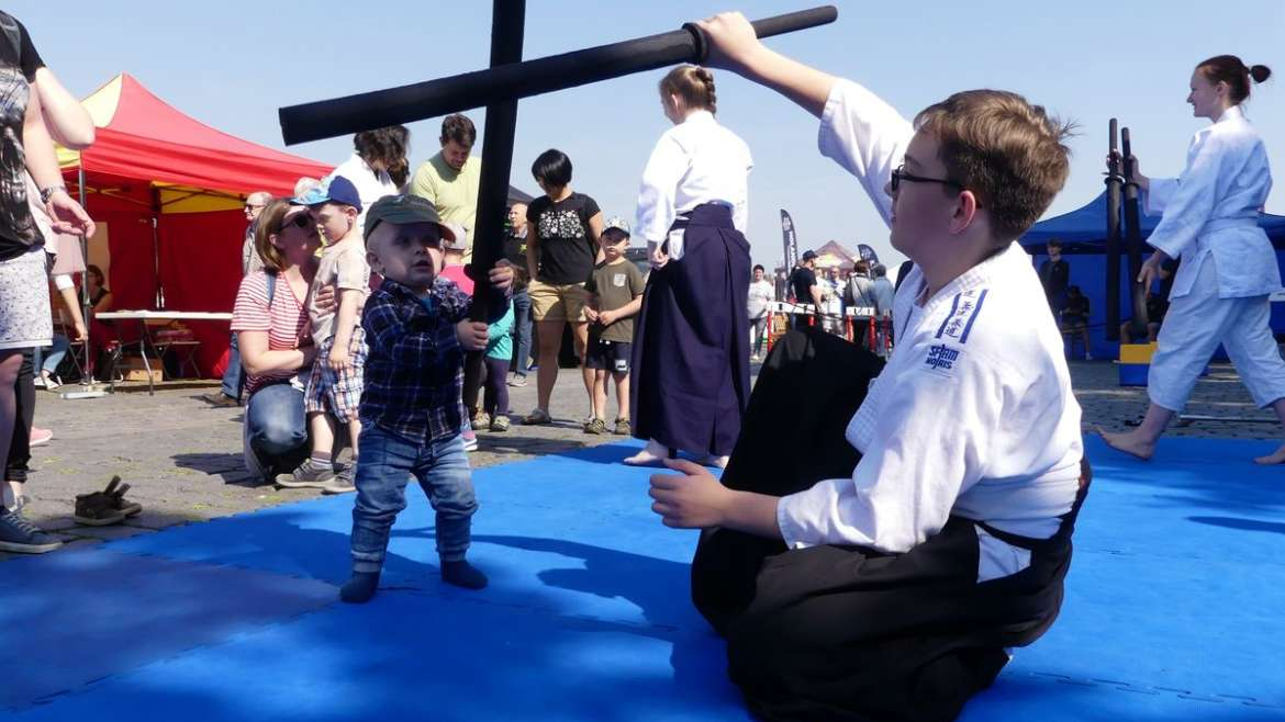 Aikido on the Ratolest Fest 2019