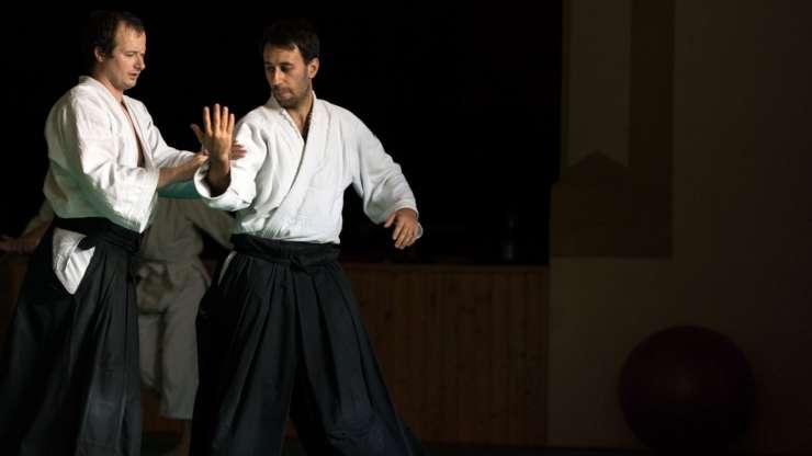 Franck Noel: Aikidó – Fragmenty dialogu o dvou neznámých