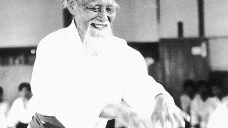 Rozhovor se zakladatelem aikidó