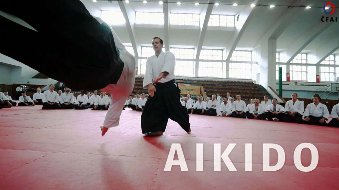 Promo video of Czech Federation of Aikido