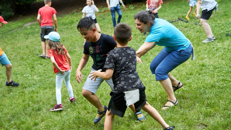 Aikido Summer Day Camps for Children 2021